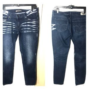 Size 29/32 Levis skinny jeans